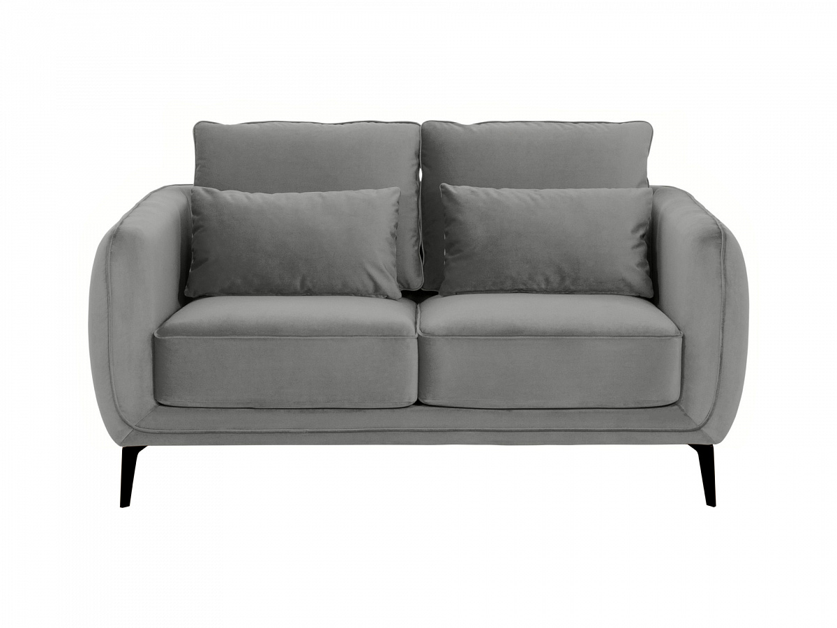Ogogo диван amsterdam серый 113304/8