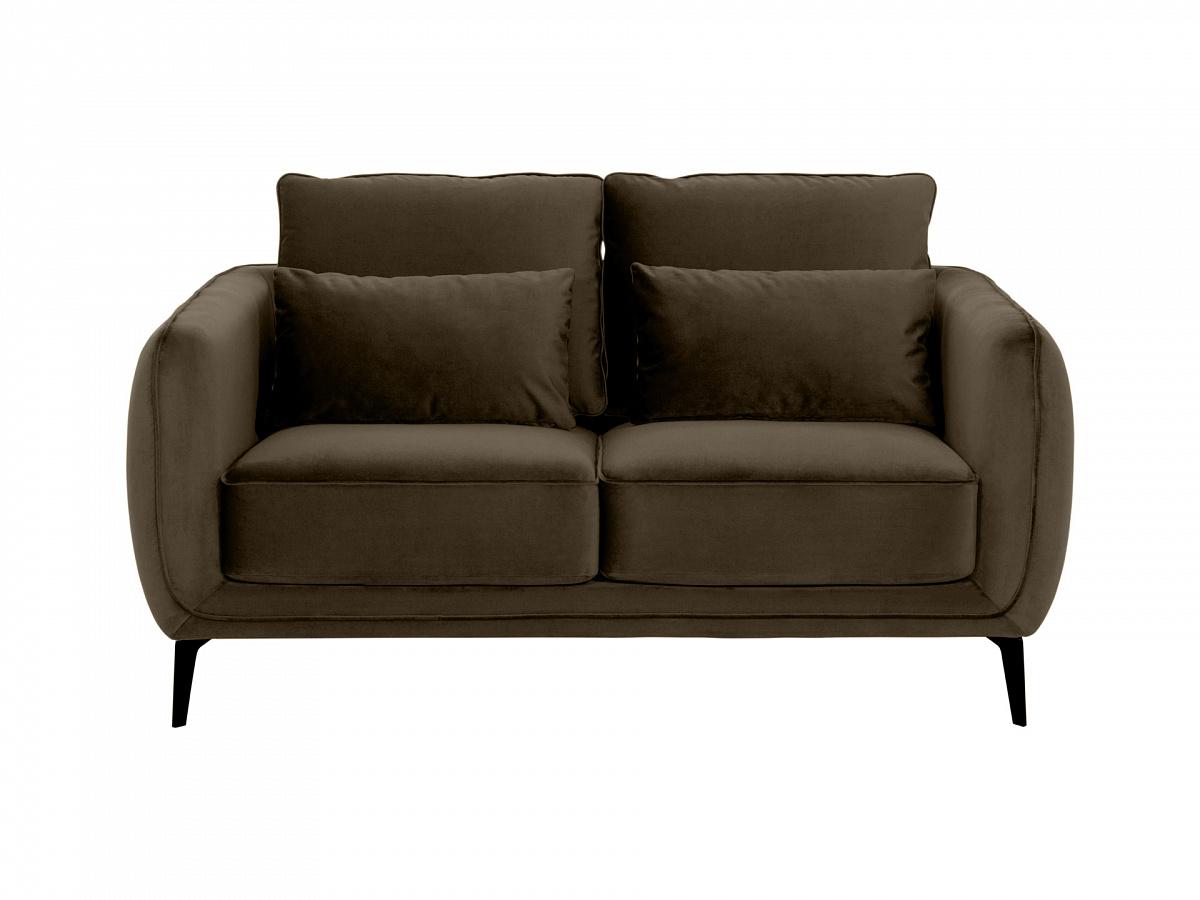 Ogogo диван amsterdam коричневый 113309/8