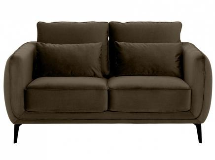 Диван amsterdam (ogogo) коричневый 146x85x95 см.