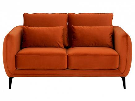 Диван amsterdam (ogogo) оранжевый 146x85x95 см.