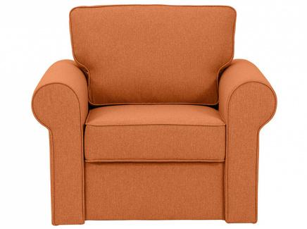 Кресло murom (ogogo) оранжевый 102x95x90 см.