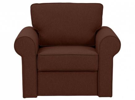 Кресло murom (ogogo) коричневый 102x90x95 см.
