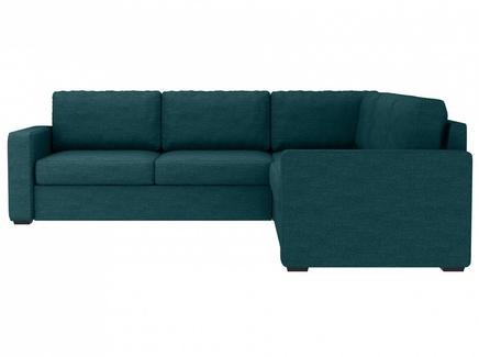 Диван peterhof (ogogo) зеленый 271x88x271 см.