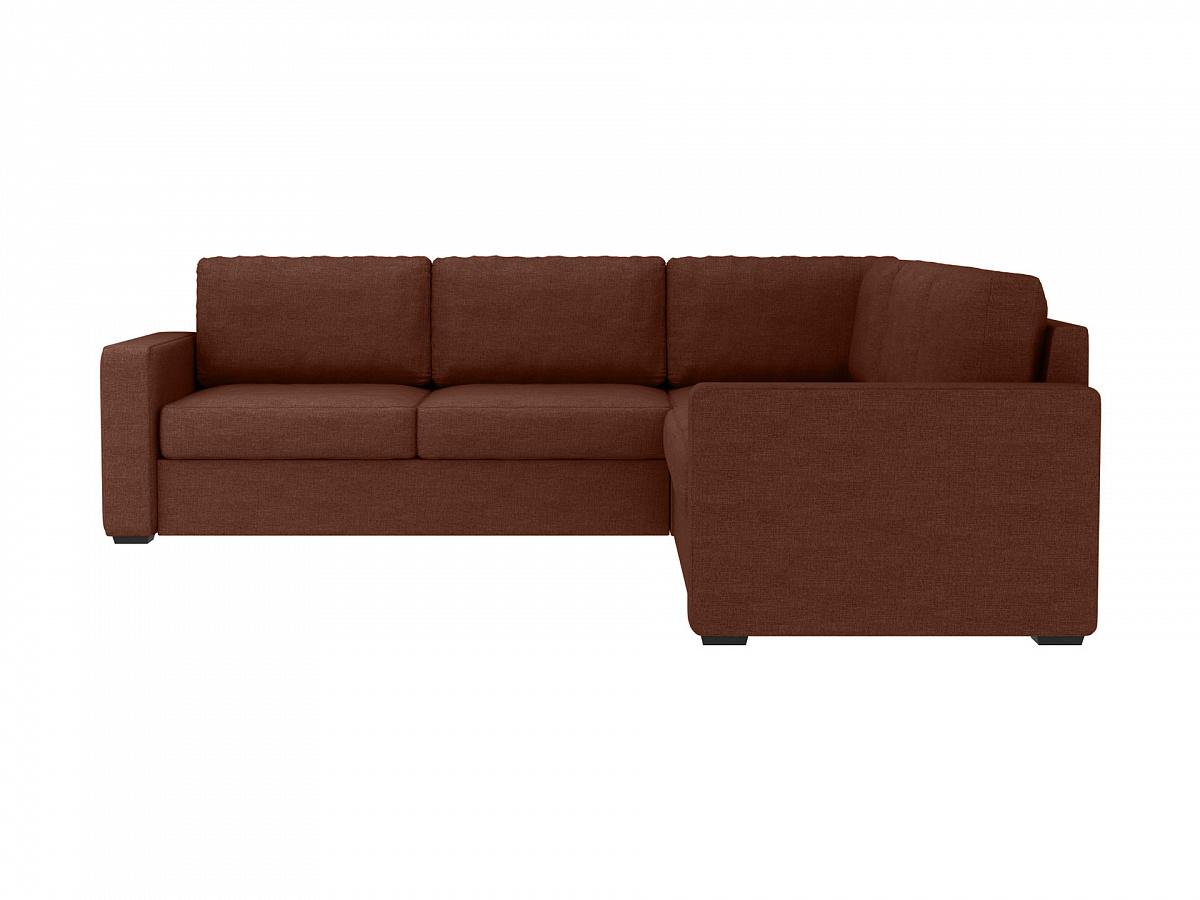 Ogogo диван peterhof коричневый 113337/4