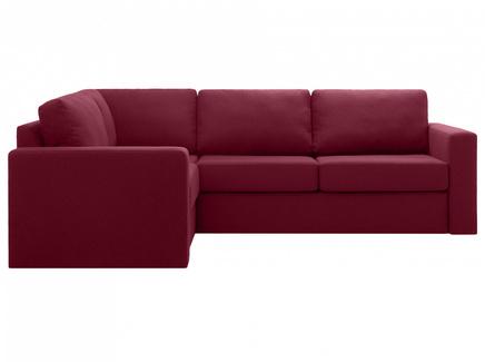 Диван peterhof (ogogo) красный 272x88x192 см.