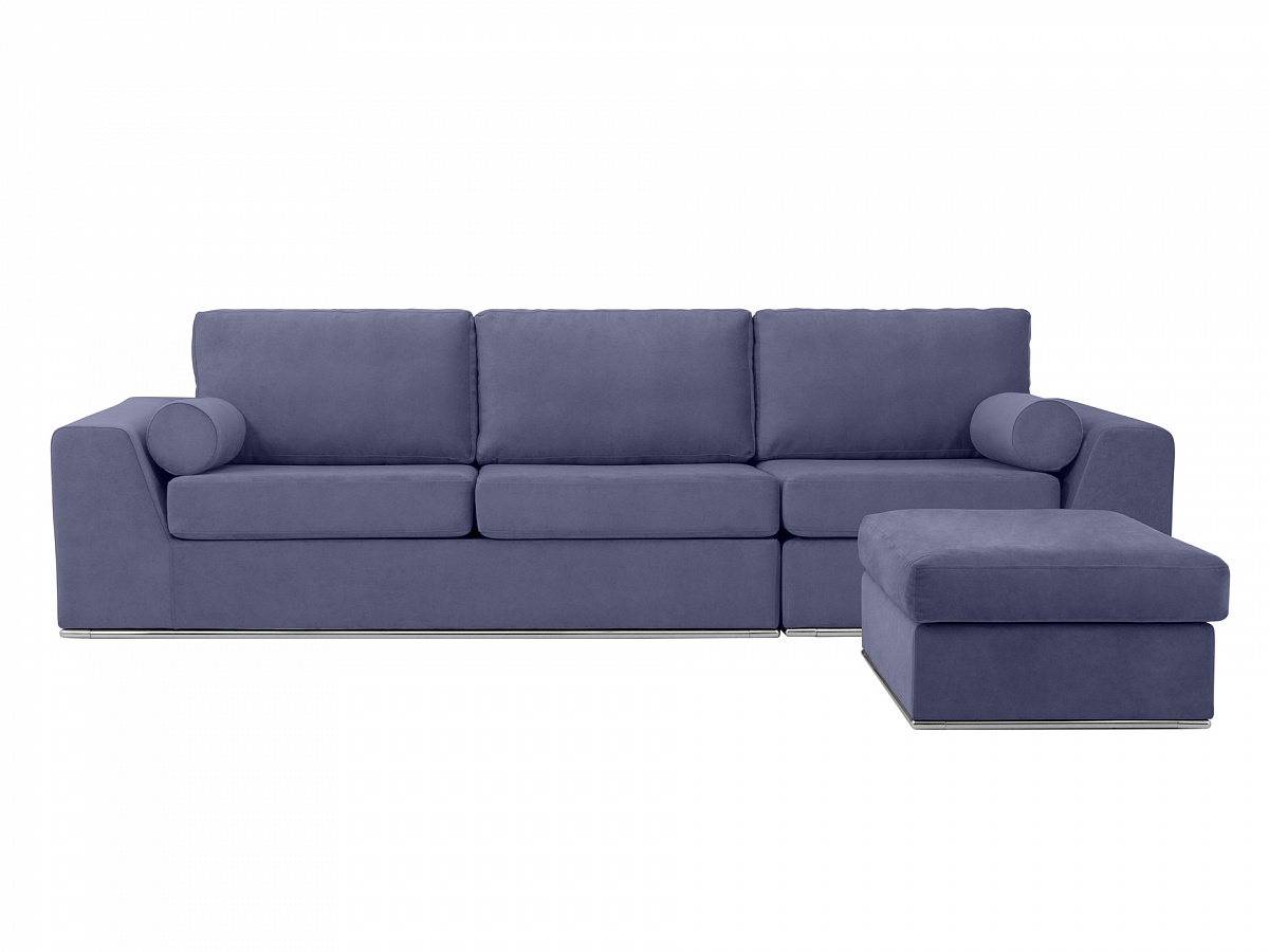 Ogogo диван igarka серый 113356/5