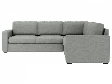 Диван peterhof (ogogo) серый 271x88x271 см.