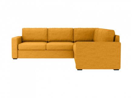 Диван peterhof (ogogo) желтый 271x88x271 см.