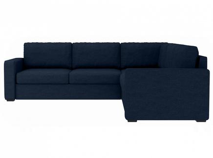 Диван peterhof (ogogo) синий 271x88x271 см.