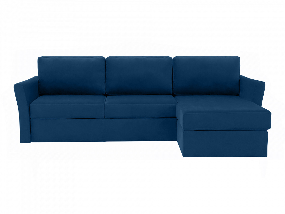 Ogogo диван peterhof синий 113383/6
