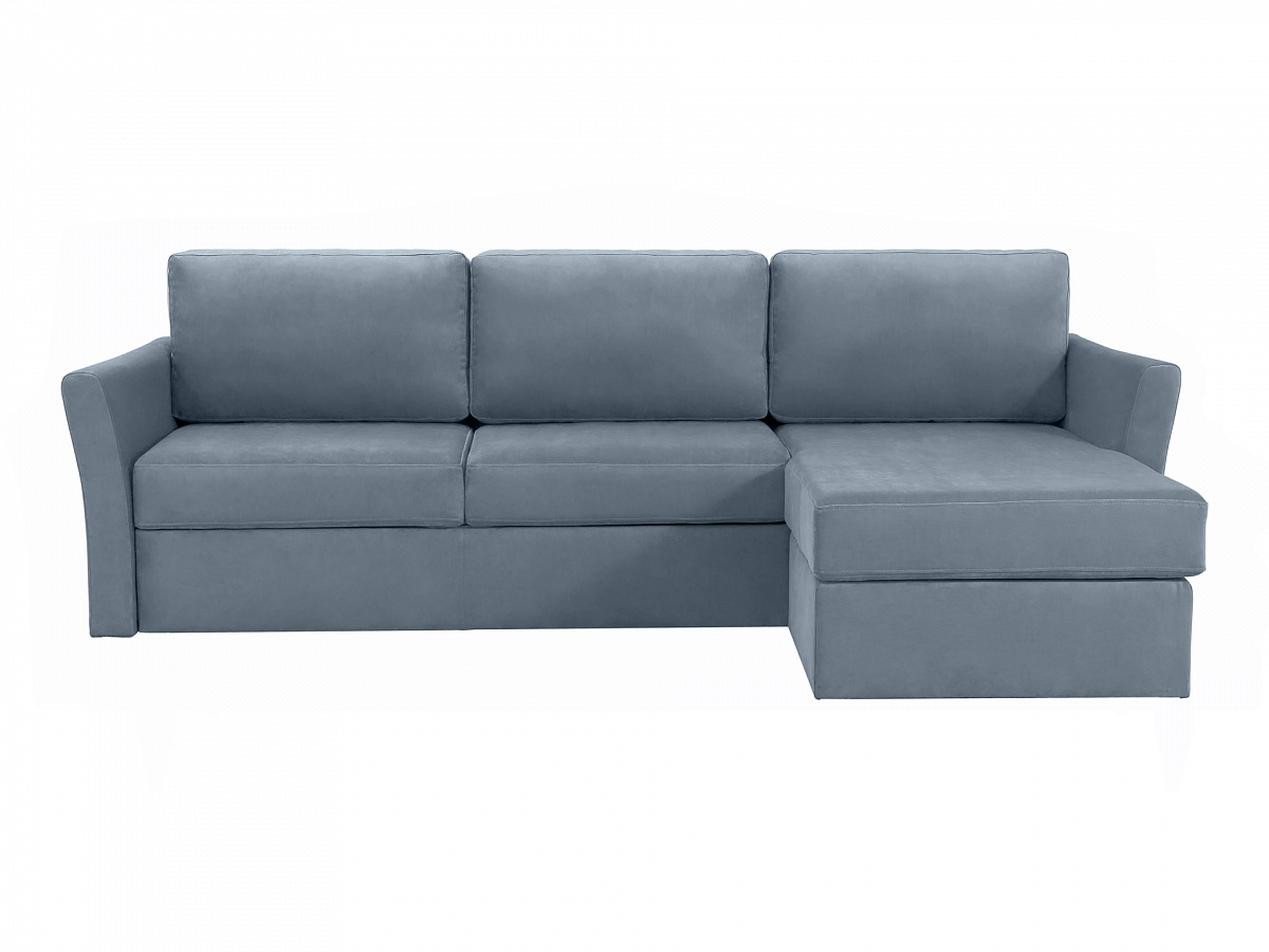 Ogogo диван peterhof серый 113384/2