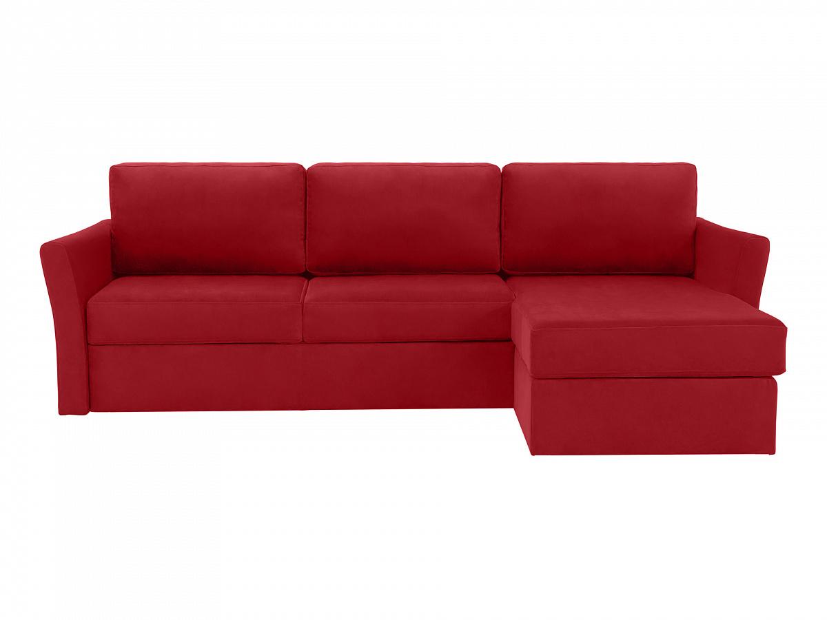 Ogogo диван peterhof красный 113385/9