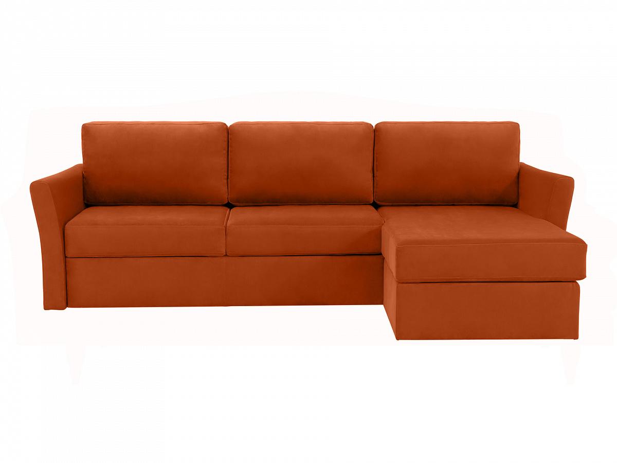 Ogogo диван peterhof коричневый 113386/3