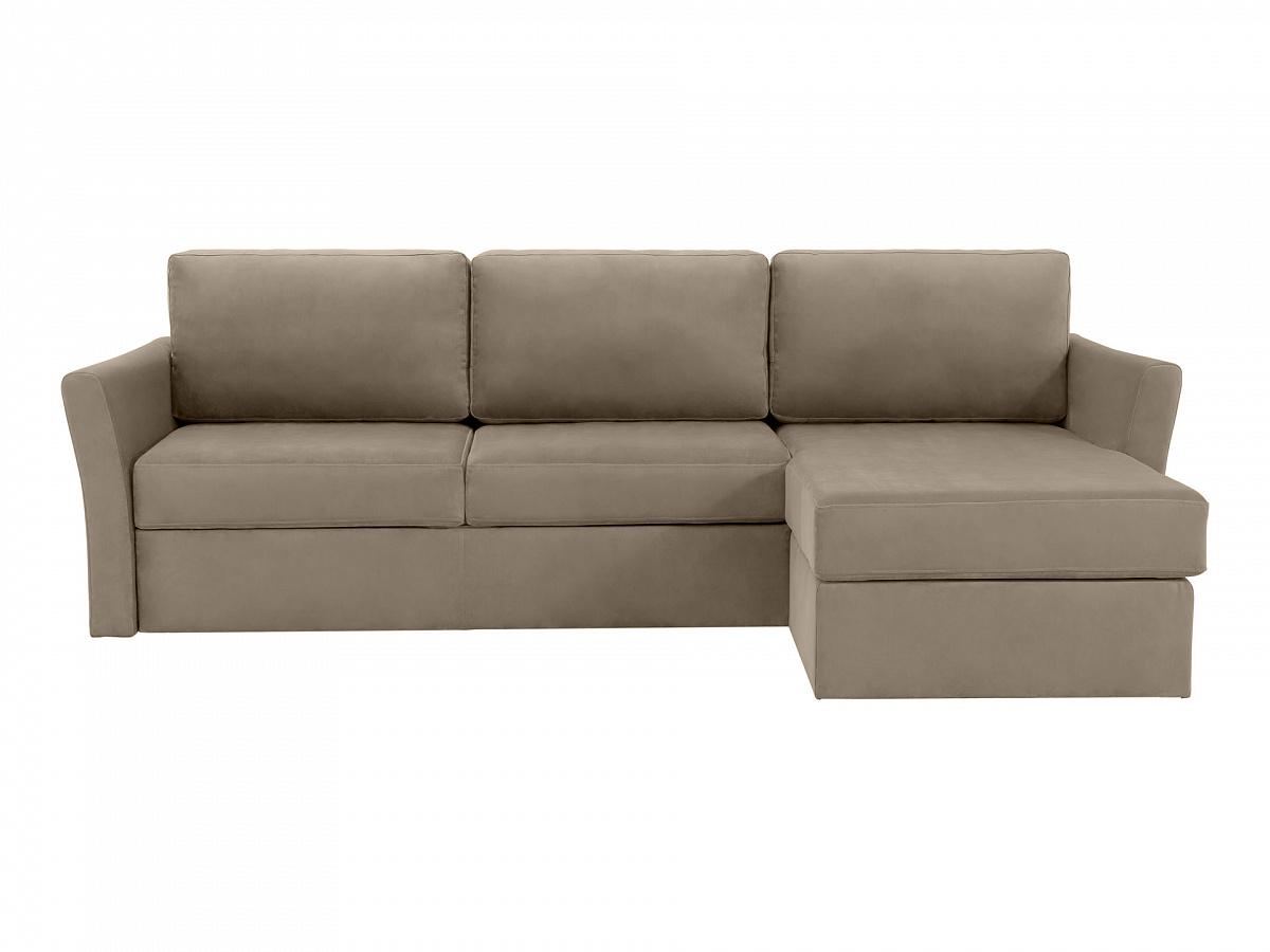 Ogogo диван peterhof серый 113389/9