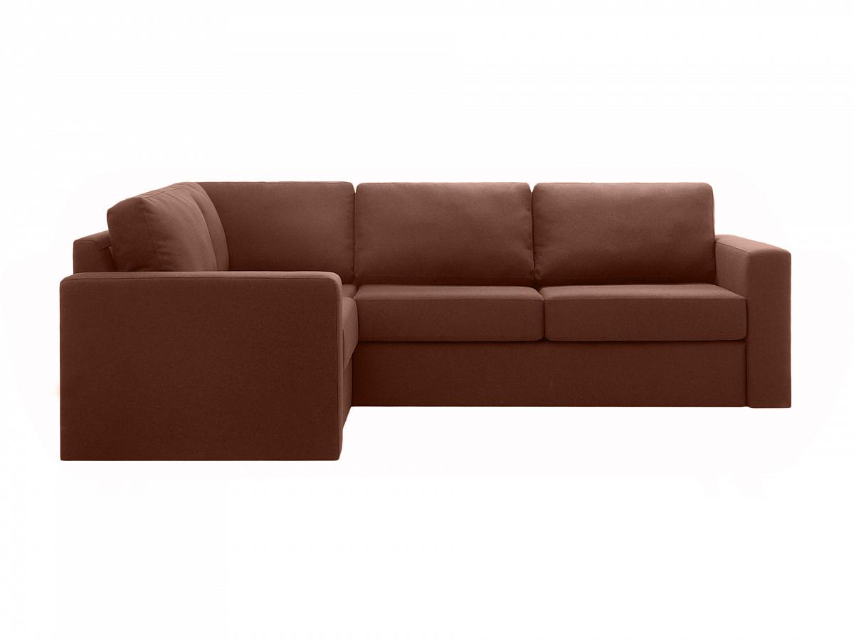 Ogogo диван peterhof коричневый 113390/2
