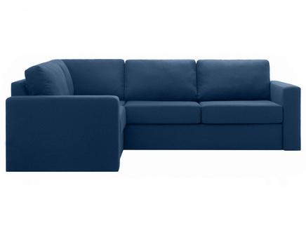 Диван peterhof (ogogo) синий 272x88x192 см.