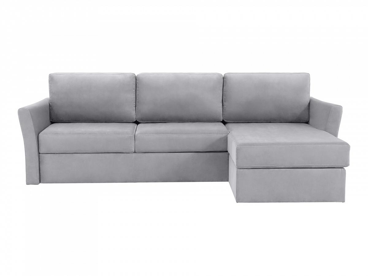 Ogogo диван peterhof серый 113395/1