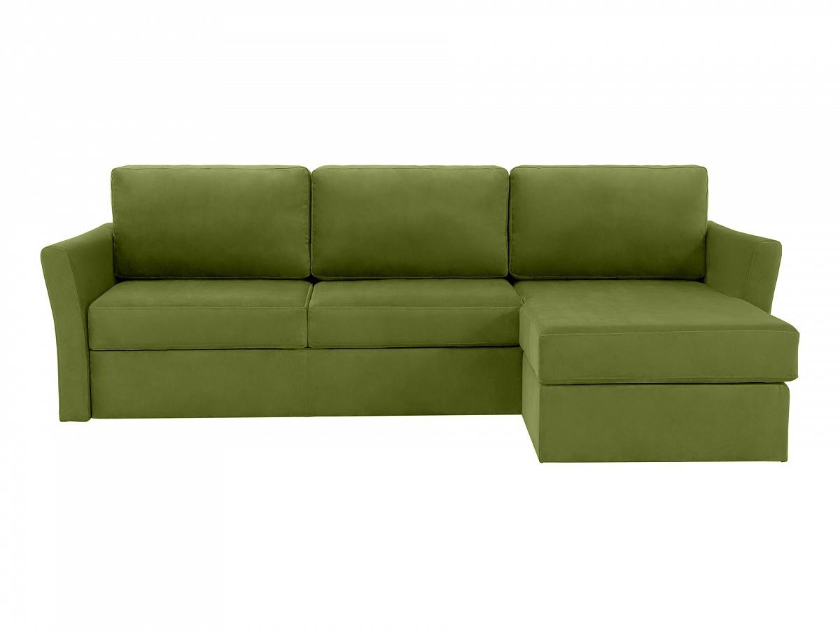 Ogogo диван peterhof зеленый 113482/2