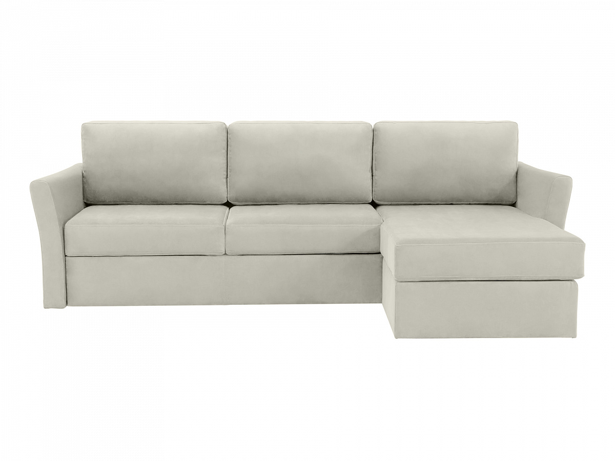 Ogogo диван peterhof серый 113483/1