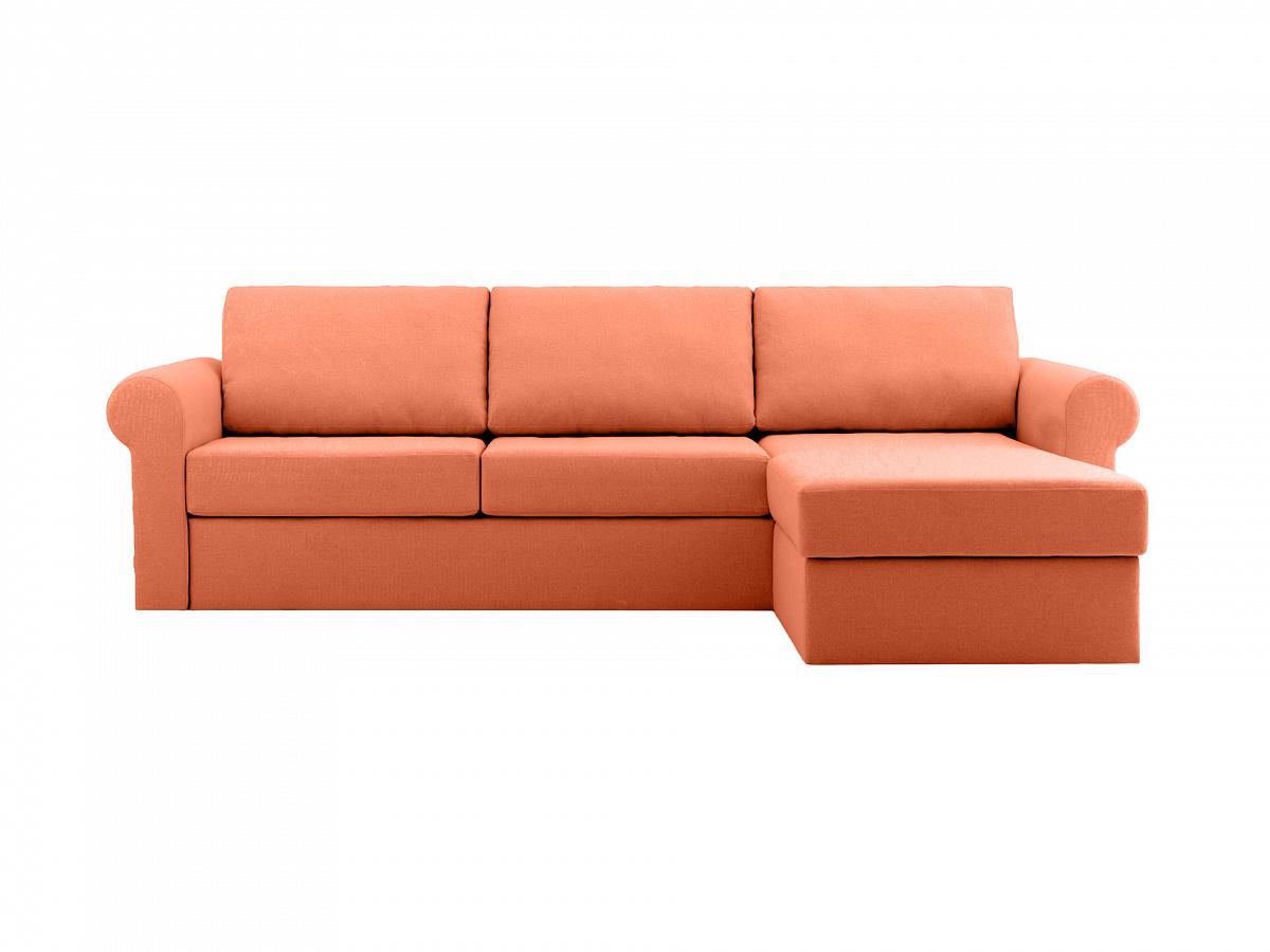 Ogogo диван peterhof оранжевый 113486/3