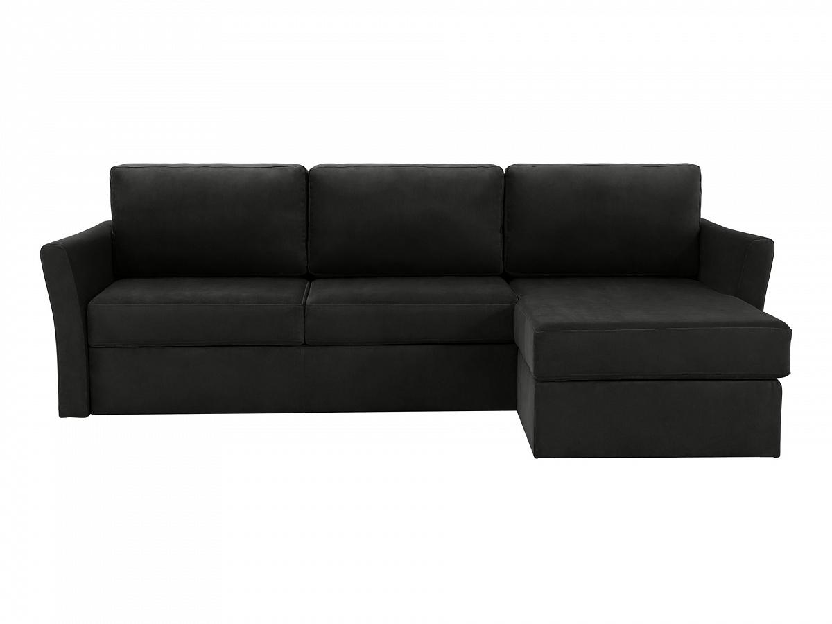 Ogogo диван peterhof черный 113495/2