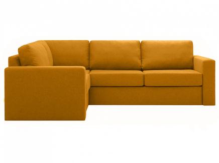 Диван peterhof (ogogo) желтый 272x88x192 см.
