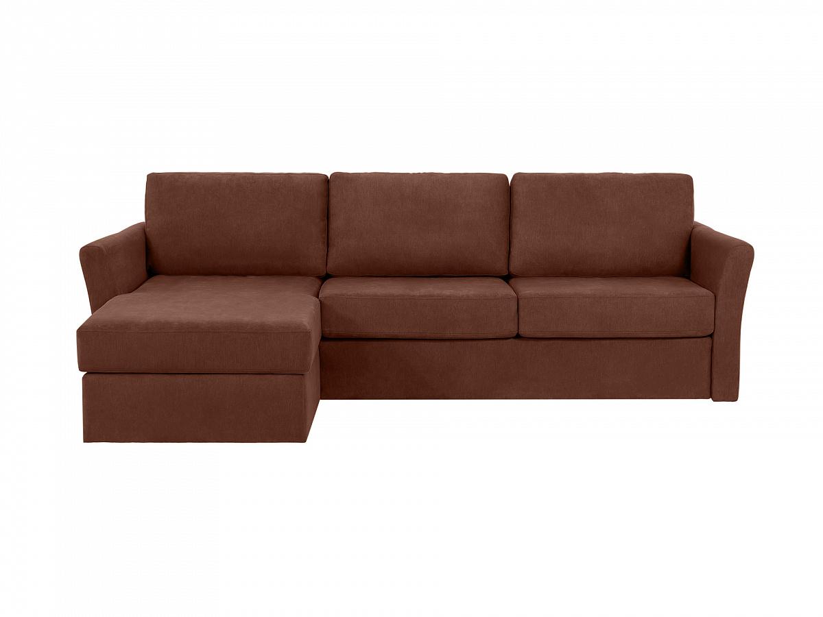 Ogogo диван peterhof коричневый 113500/8
