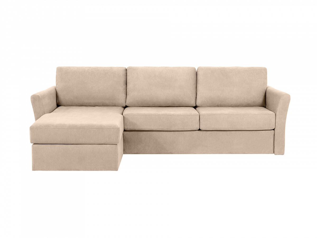 Ogogo диван peterhof серый 113505/3