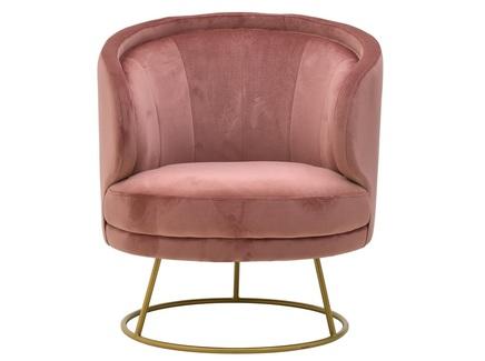 Кресло shifter (to4rooms) розовый 76x84x74 см.