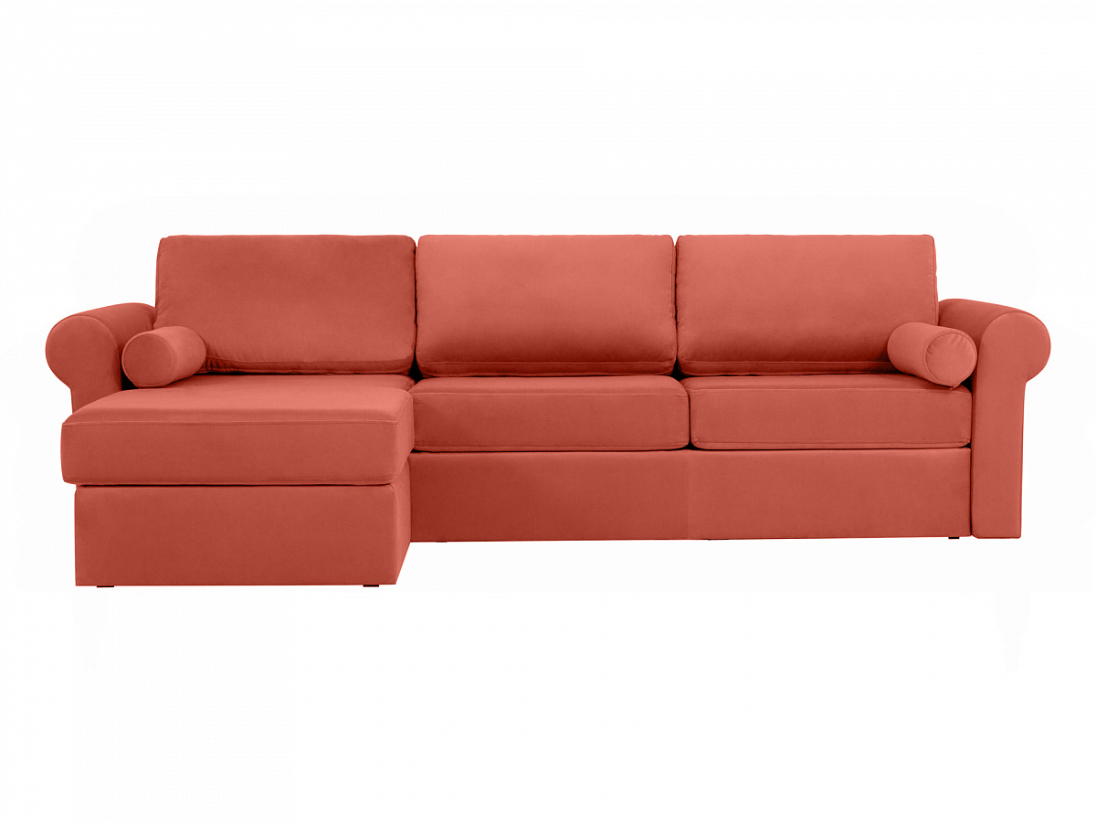 Ogogo диван peterhof оранжевый 113703/5