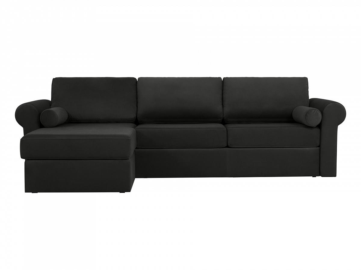 Ogogo диван peterhof черный 113705/1
