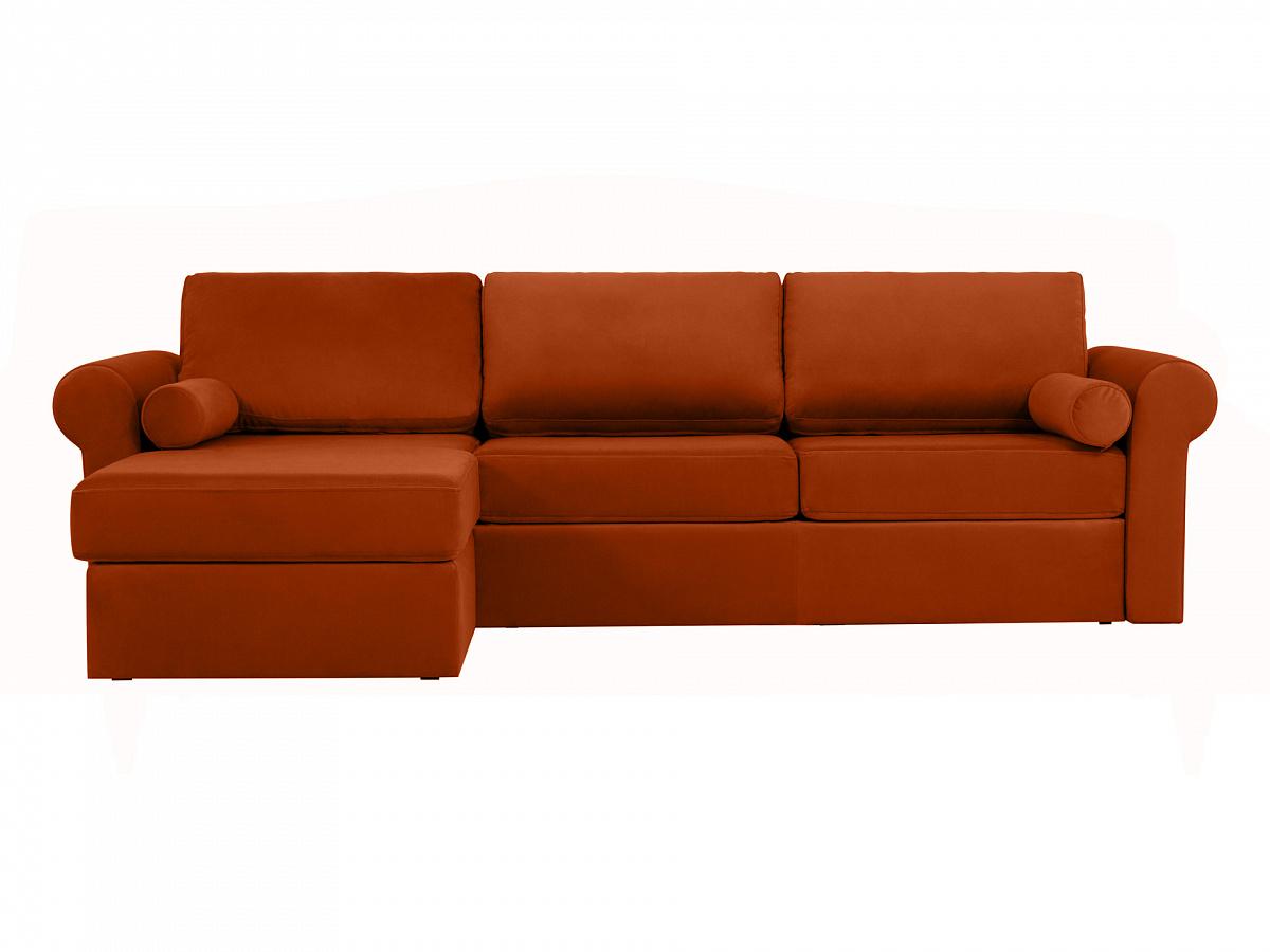 Ogogo диван peterhof коричневый 113714/2