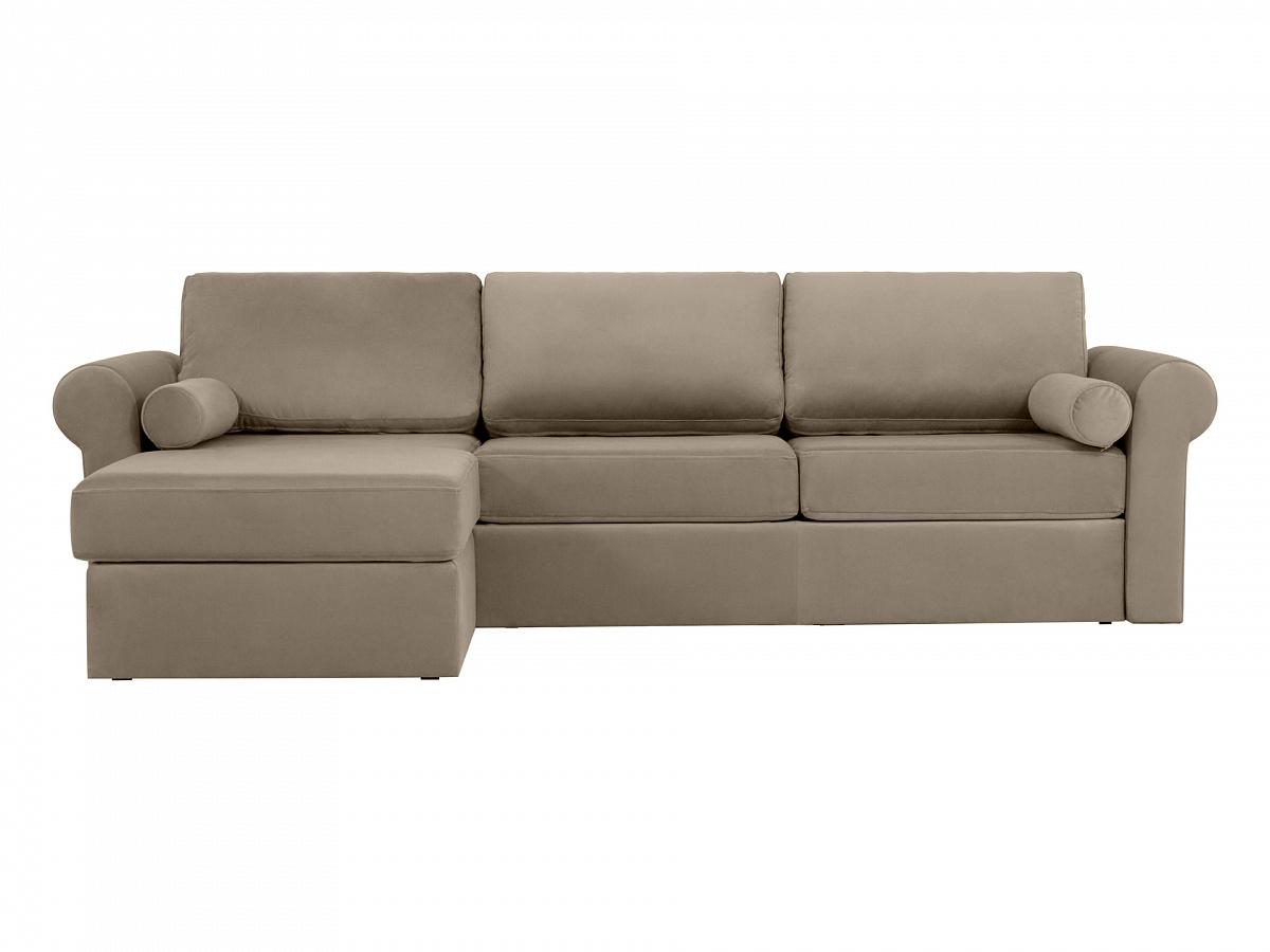 Ogogo диван peterhof серый 113718/113741