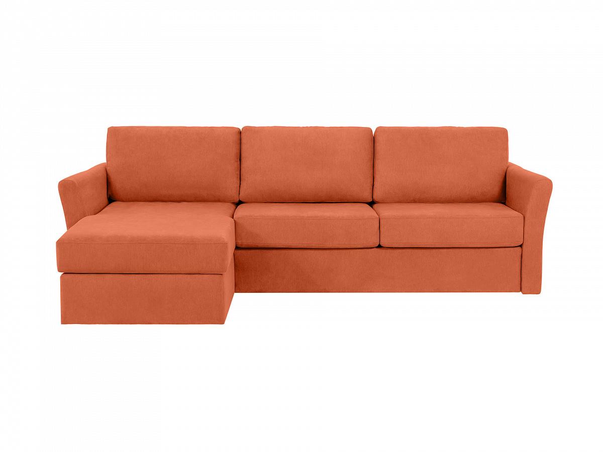 Ogogo диван peterhof оранжевый 113725/5