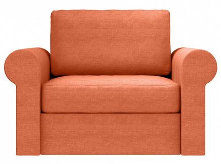 Кресло peterhof (ogogo) оранжевый 124x88x96 см.