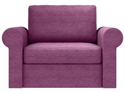 Кресло peterhof (ogogo) фиолетовый 124x88x96 см.