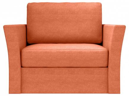 Кресло peterhof (ogogo) оранжевый 113x88x96 см.