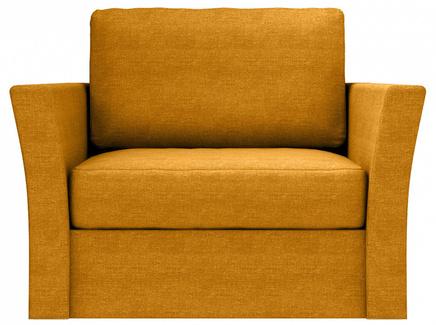 Кресло peterhof (ogogo) желтый 113x88x96 см.