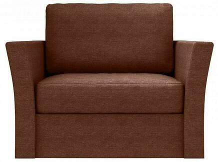 Кресло peterhof (ogogo) коричневый 113x88x96 см.