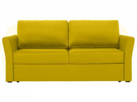 Диван peterhof (ogogo) желтый 193x88x96 см.
