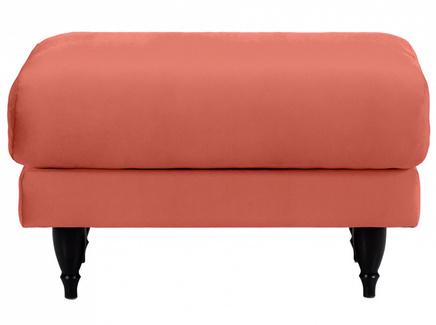 Пуф italia (ogogo) розовый 78x45x57 см.