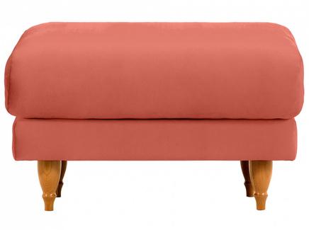 Пуф italia (ogogo) розовый 78x46x57 см.