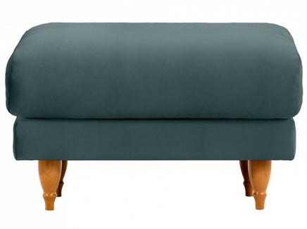 Пуф italia (ogogo) зеленый 78x46x57 см.