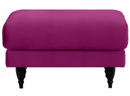Пуф italia (ogogo) фиолетовый 78x46x57 см.