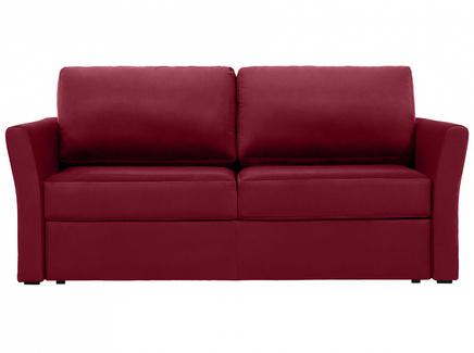 Диван peterhof (ogogo) красный 193x88x96 см.