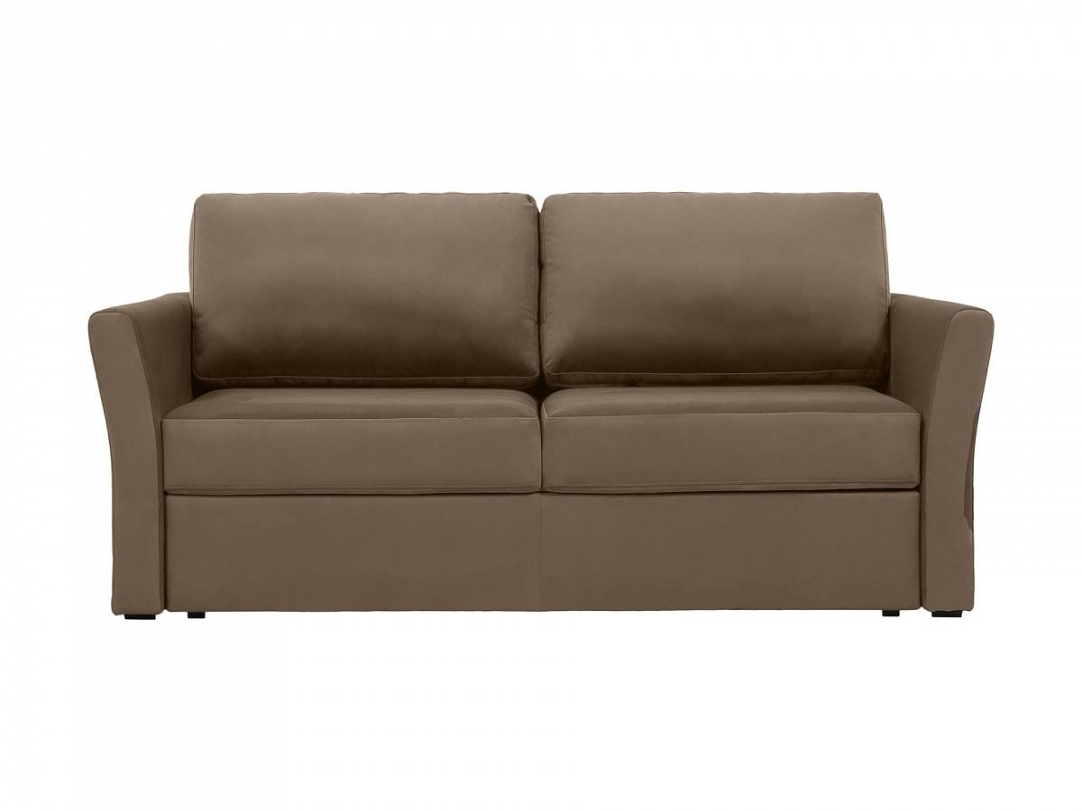 Ogogo диван peterhof коричневый 114141/4