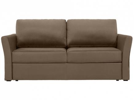 Диван peterhof (ogogo) коричневый 193x88x96 см.