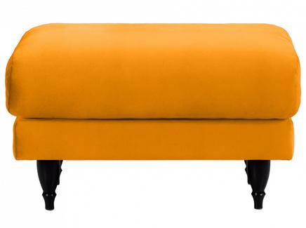 Пуф italia (ogogo) желтый 78x46x57 см.