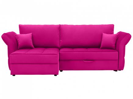 Диван wing (ogogo) розовый 254x94x155 см.