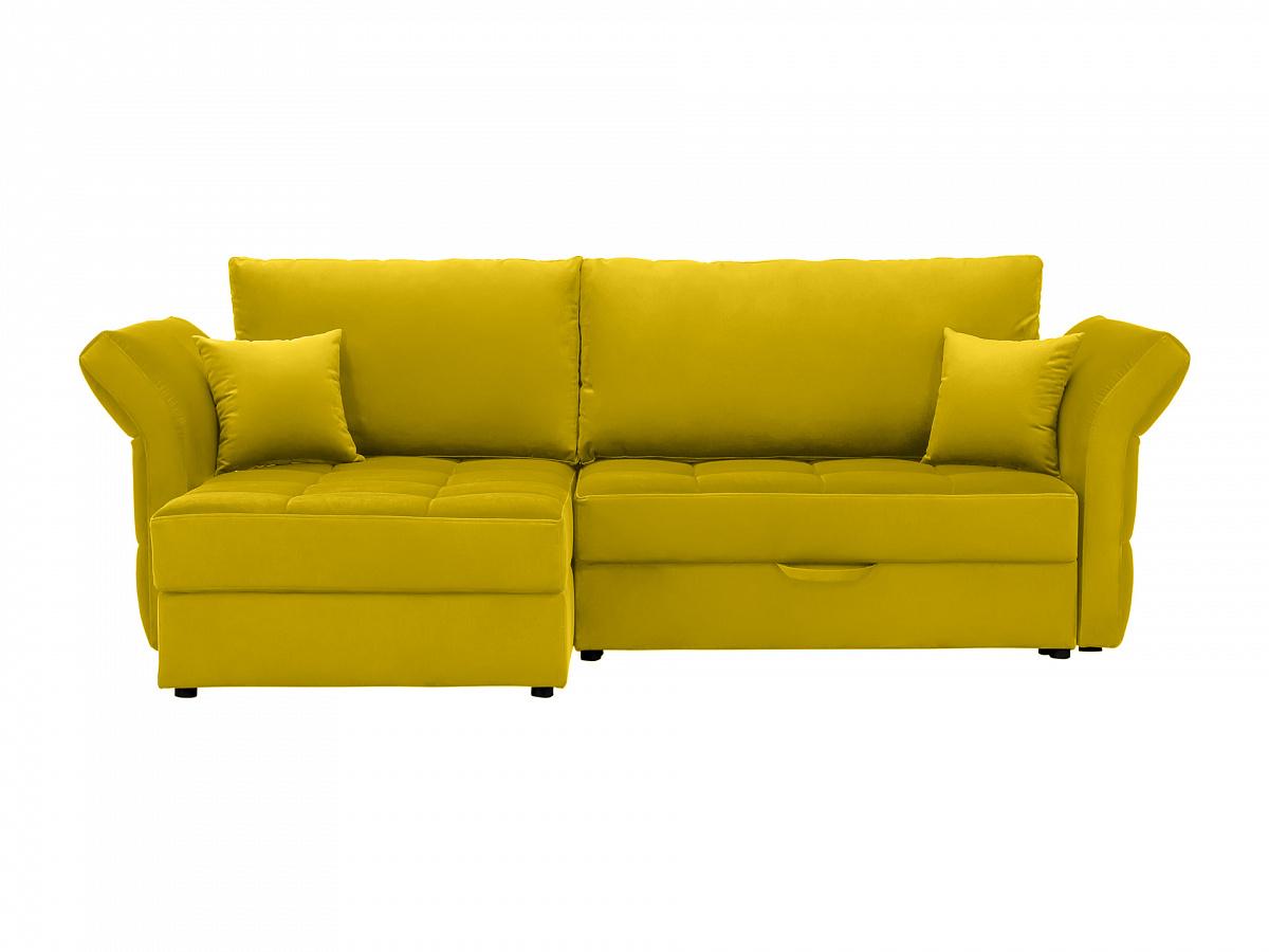 Ogogo диван wing желтый 114153/1